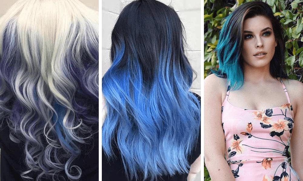 Волосы как у Русалочки: 21 завораживающая идея окрашивания